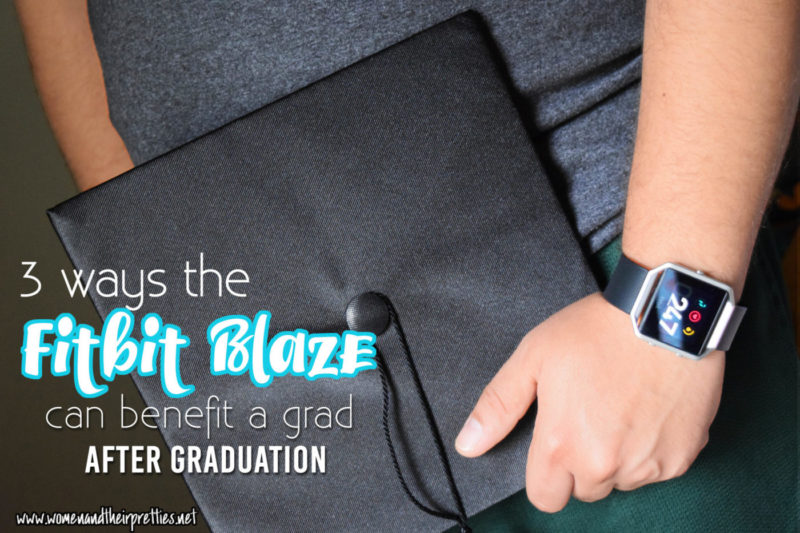 The @Fitbit Blaze is the perfect grad gift for many reasons! Check it all out here and found out where you can buy one today! #GradGifts