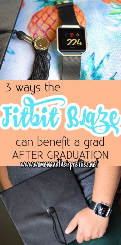 The @Fitbit Blaze is the perfect grad gift for so many reasons! Check it all out here and found out where you can buy one today! #GradGifts