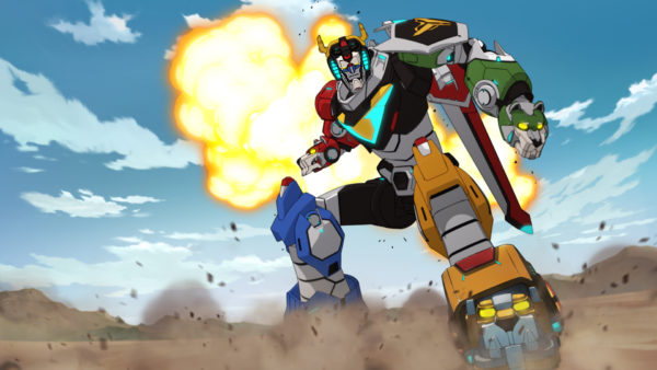 4 Reasons to Watch Voltron Legendary Defender - Reason #4: It's Perfect for the entire family