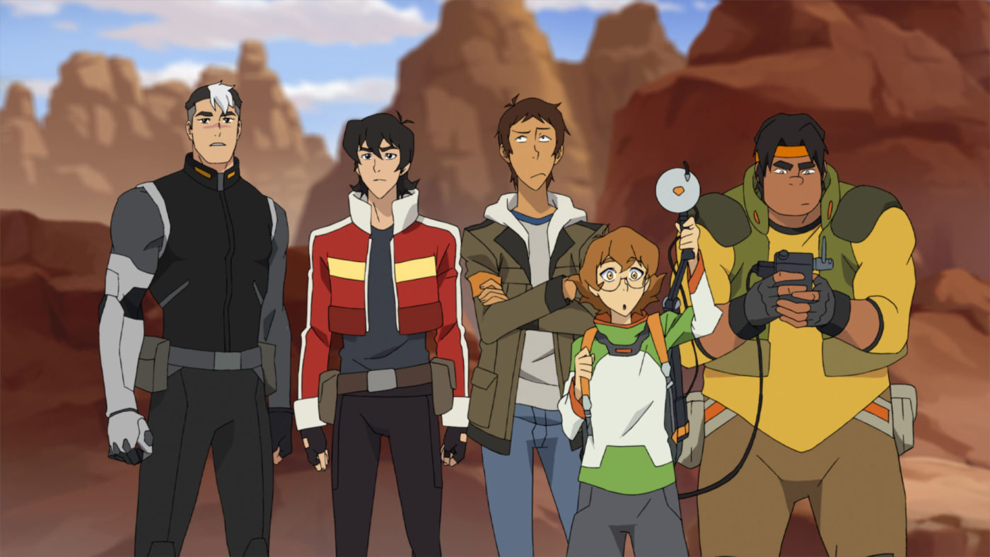 4 Reasons to Watch Voltron Legendary Defender - Reason #2: The Comedic Releif