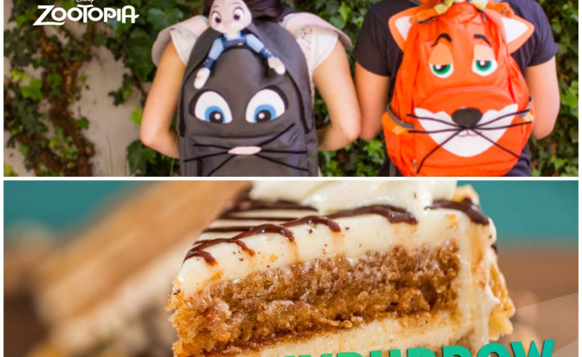 Zootopia Recipes and Zootopia crafts