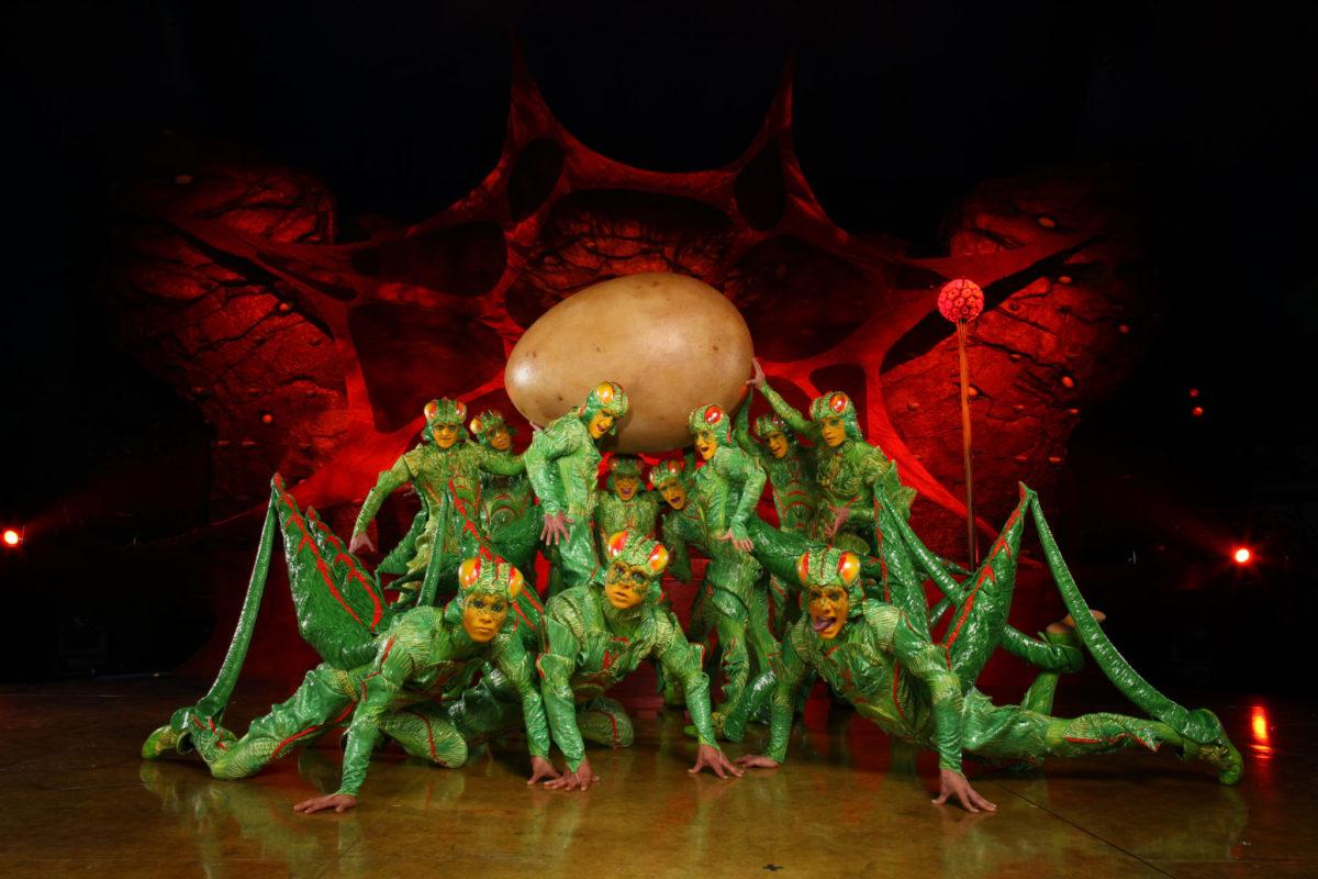 Cirque De Soleil Florida