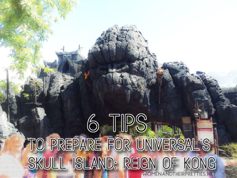 Thinking about visiting Universal's new King Kong ride? Consider these tips before going