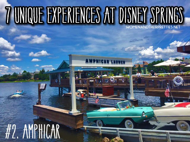 7 unique experiences to add to your Disney Springs bucket list #DisneySprings #MagicalMoments