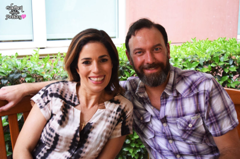 Ana Ortiz and Todd Garfield – Adventures with Tip & Oh interview