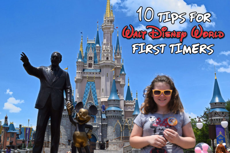 10 Disney World Tips for 1st timers - what you need to know before visiting for the first time! Preperation is key to a MAGICAL vacation!