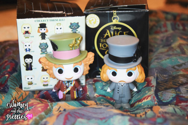 Mystery Haul Volume 4 - Through The Looking Glass Mystery Minis REVEAL #GeekToys #Funko