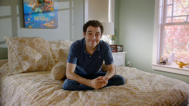 Life, Animated is about a boy with Autism who found his voice by watching animated Disney Movies - Owen Suskind created a club in his high school for other special education kids to watch Disney animated movies together. They all watch the movies together, recite lines, reenact scenes, and talk about what the movies teach them. Owen has even spoken at conferences about Autism. He's not just a man with autism. He's an inspiration to his peers and an educator to those who don't understand Autism.
