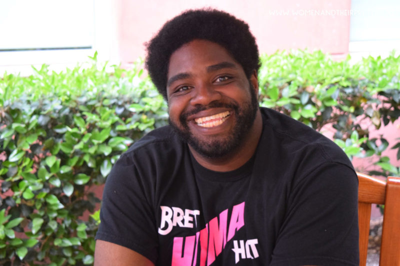 Ron Funches interview about his role in the animated show Adventures with Tip & Oh