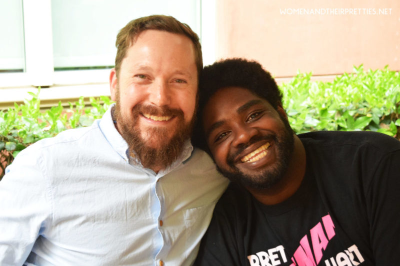 Ryan Crego and Ron Funches Interview for Adventures with Tip & Oh