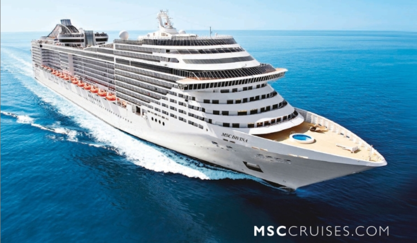 MSC Cruises Beauty Services