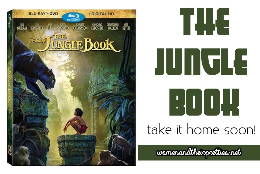 The jungle book home release