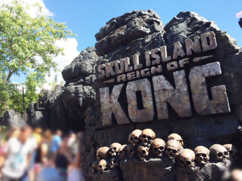 Thinking about visiting Universal's new King Kong ride? Consider these tips before going!
