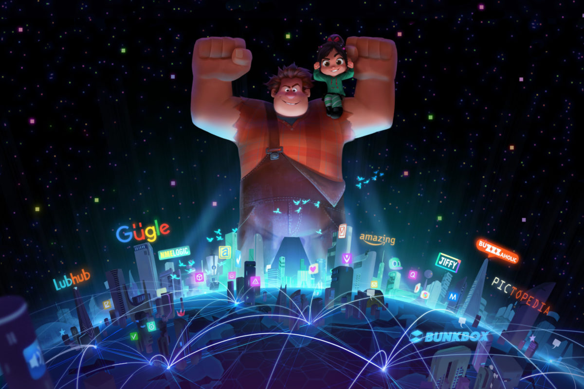 Wreck It Ralph will be back in theaters in 2018 and it's going to be a SMASHING success!