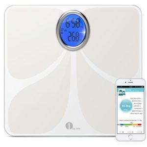 1byone Digital Bluetooth Body Fat Scale