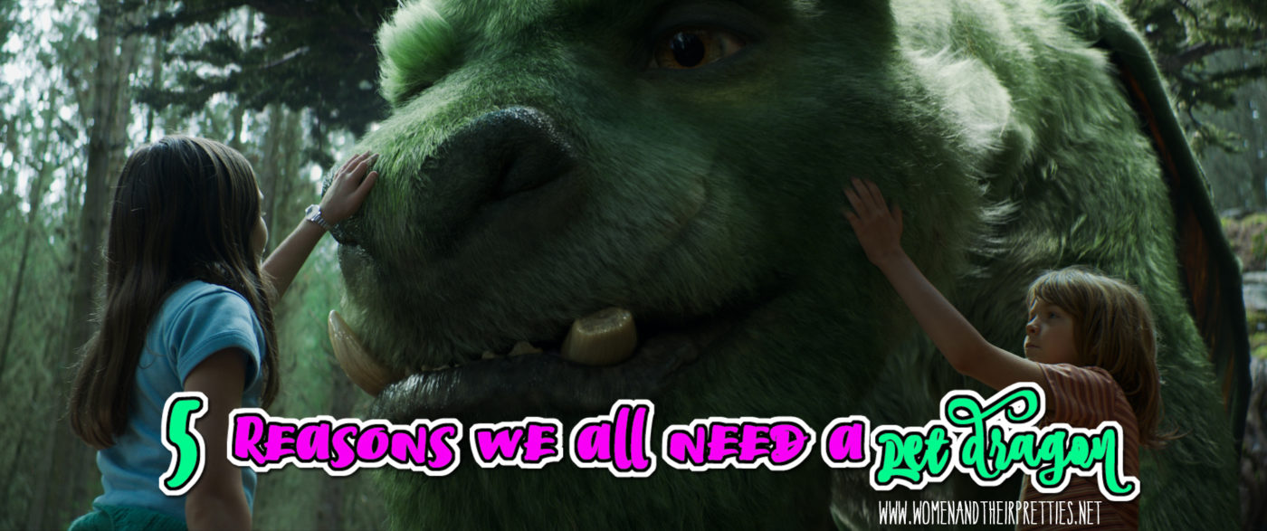 Pete's Dragon Review - 5 Reasons we all need a Pet Dragon, as taught by Pete's Dragon