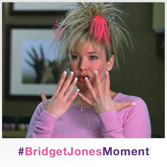 My Ditzy Bridget Jones Moment - Trust me, you're going to laugh!