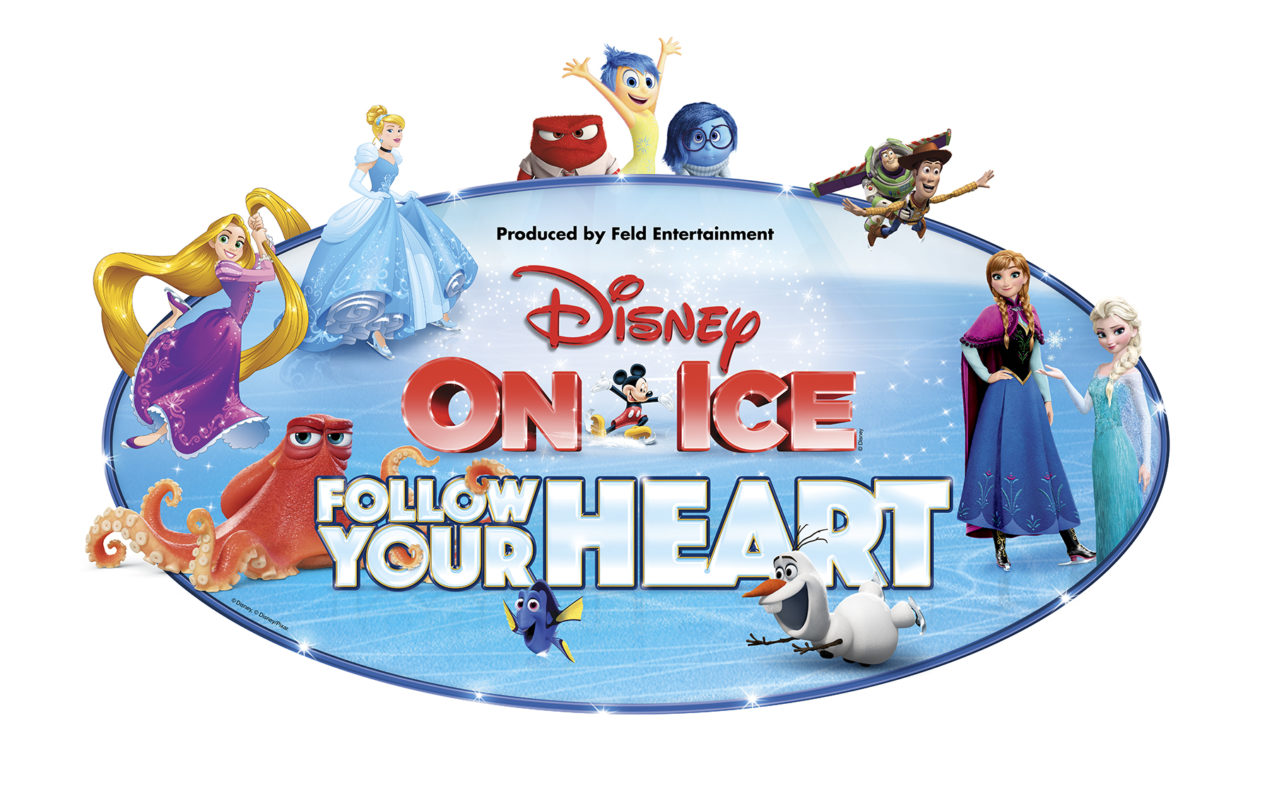 Disney on Ice giveaway