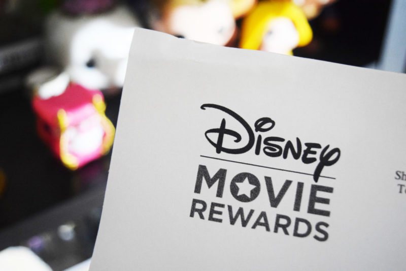 Disney Movie Rewards Mystery Reward Reveal