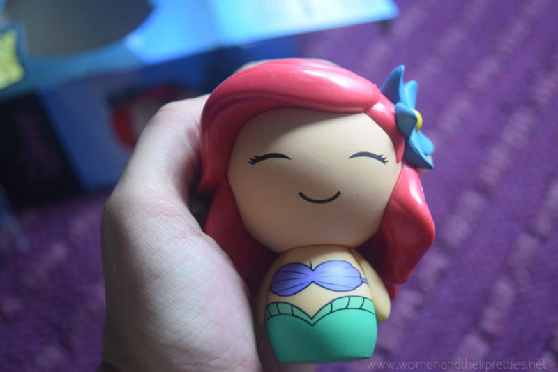 Disney Movie Rewards Mystery Rewards and the cutest Ariel Dorbz - DMR Mystery Reward Reveal - what did I get?