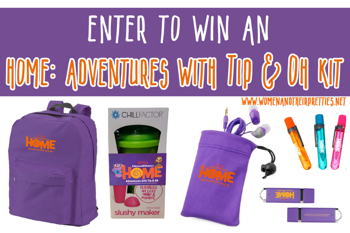 Home adventures with TIp & Oh giveaway