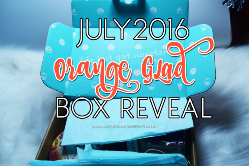 OrangeGlad Review July 2016