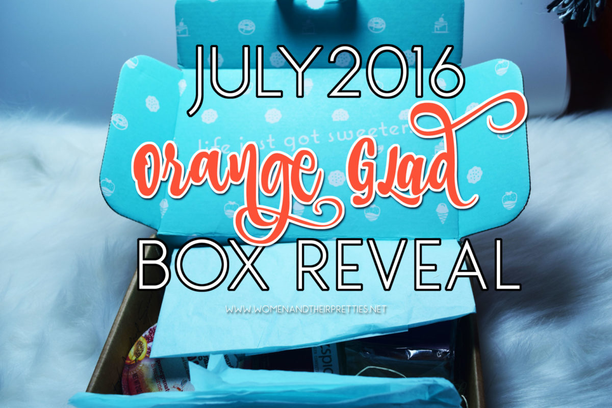 OrangeGlad Review July 2016
