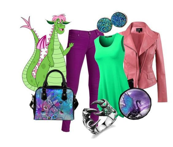 Pete's Dragon Inspired Fashion - Disney Inspired outfit