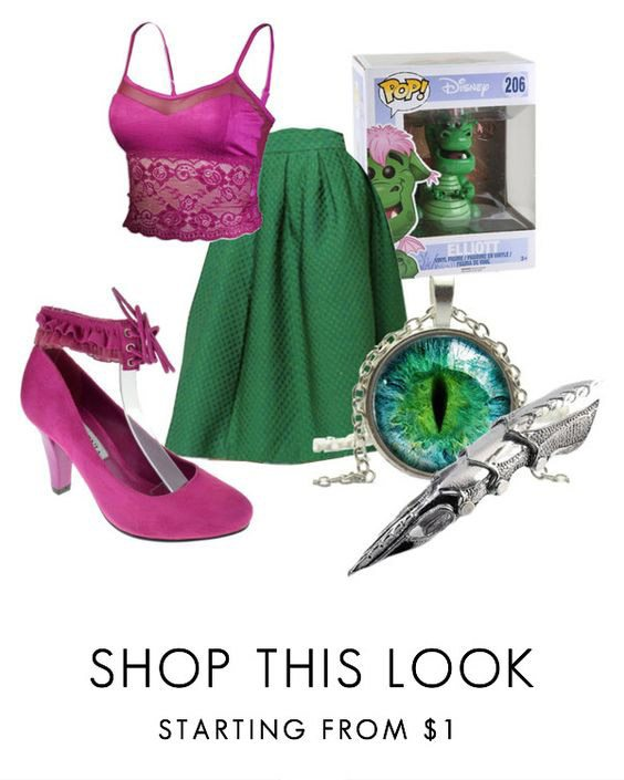 Pete's Dragon Inspired Fashion - Disney Inspired outfits Look 3