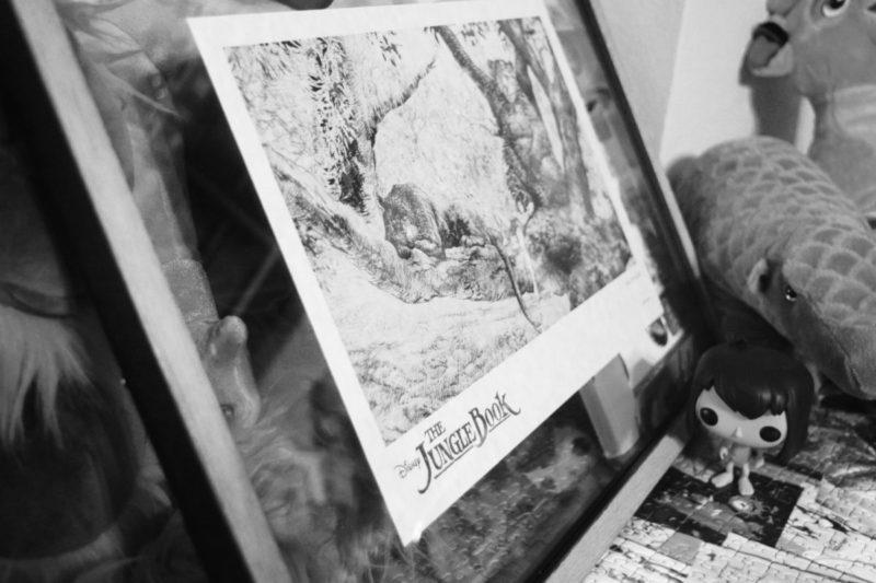 The Jungle Book lithograph 1