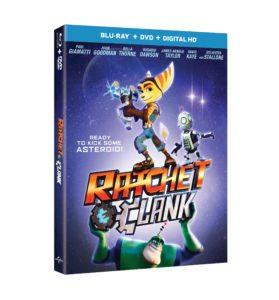 Ratchet & Clank Blu-ray