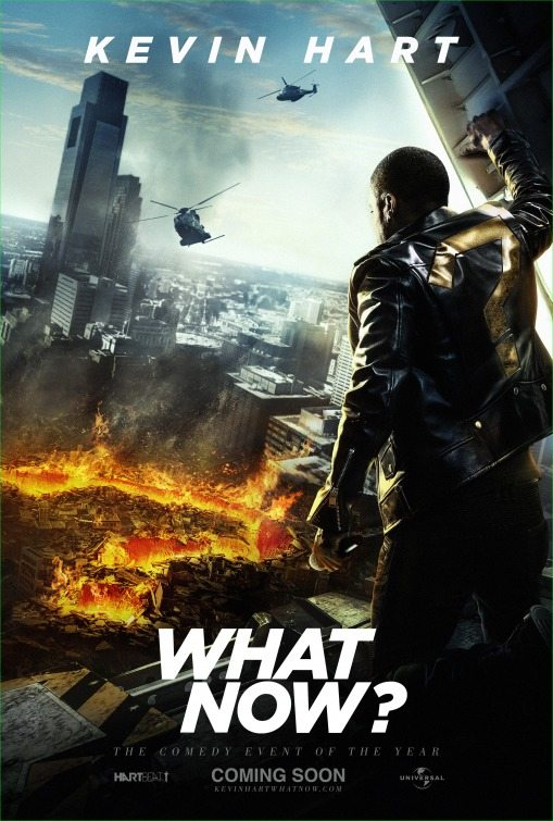 The Comedy Event of the Year - Kevin Hart: What Now? is coming to theaters! #KevinHartWhatNow