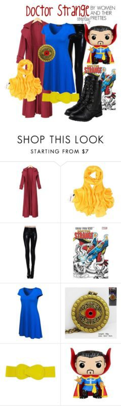 Doctor Strange Outfits - Doctor Strange Cosplay for Comic Con