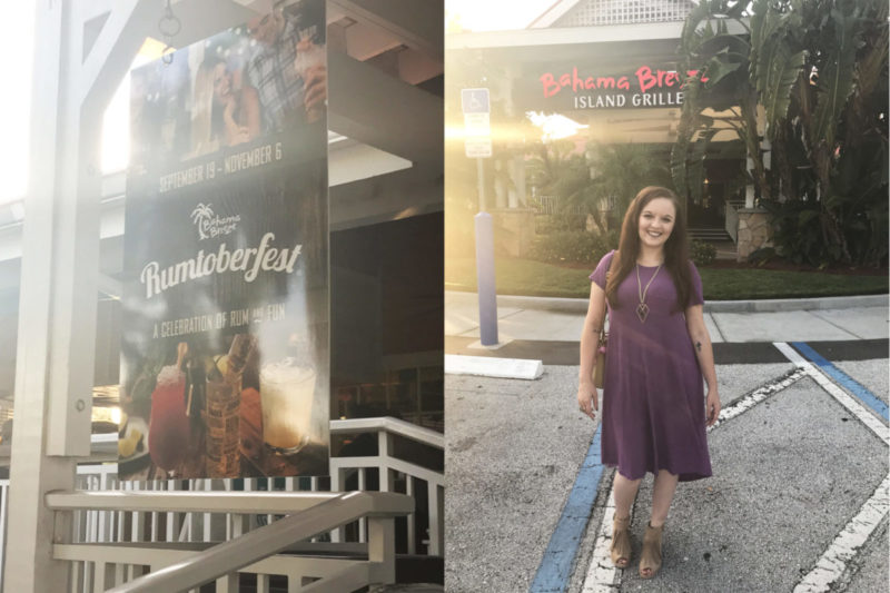 The Bahama Breeze Rumtoberfest exceeds expectations – Get it while it lasts! (My Bahama Breeze Rumtoberfest Review) #Rumtoberfest