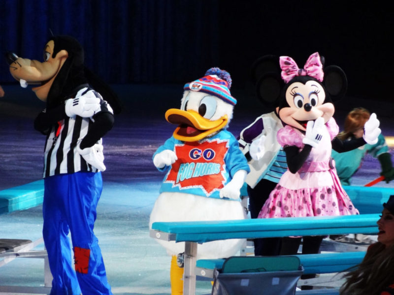 Disney on Ice Follow Your Heart – 4 reasons it's a perfect date for Disney lovin' couples