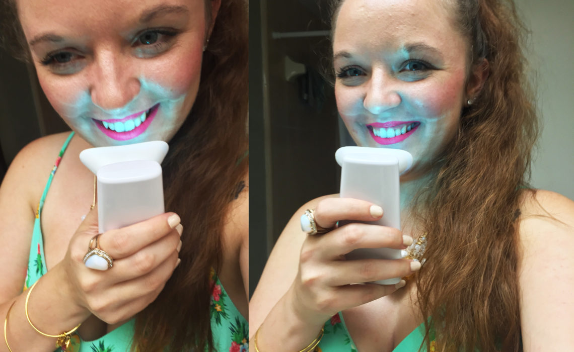 How I brightened my smile quickly and easily - Luster Premium White Review