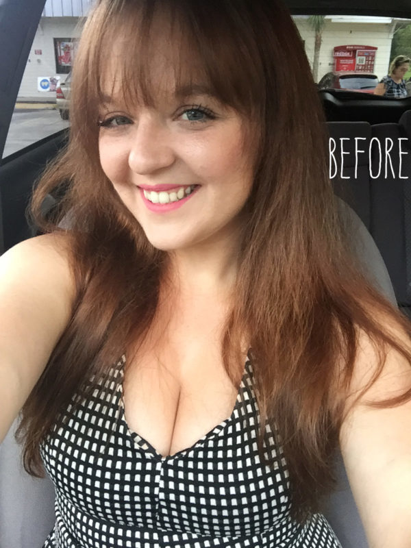 I used Clairol Nice N Easy to refresh my hair for fall - what bold decisions are you making?