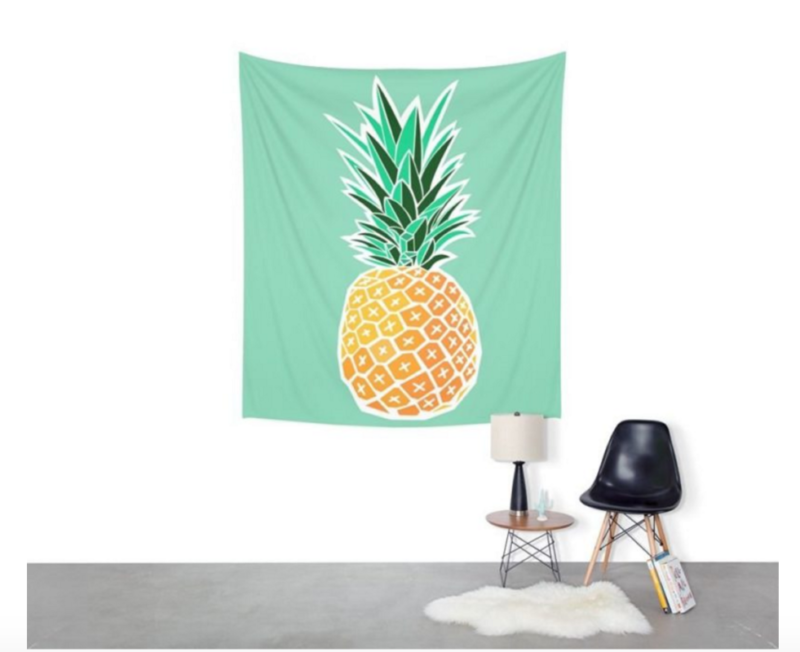 The Top 20 Pineapple Decor Finds On Amazon Women And