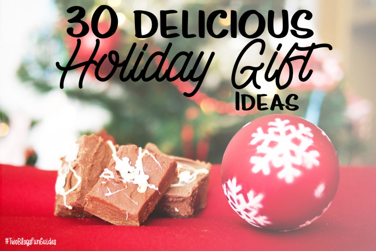 These delicious holiday gift ideas will have your mouth watering!