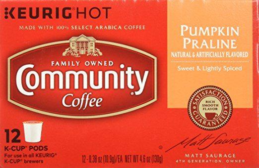 community-coffee-pumpkin-praline-coffee-25-delicious-holiday-gift-ideas