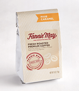 The perfect blend of our famous Pixie flavor and premium Arabica beans roasted to perfection. Add this to a coffee lover's stocking and they will be happy all year!