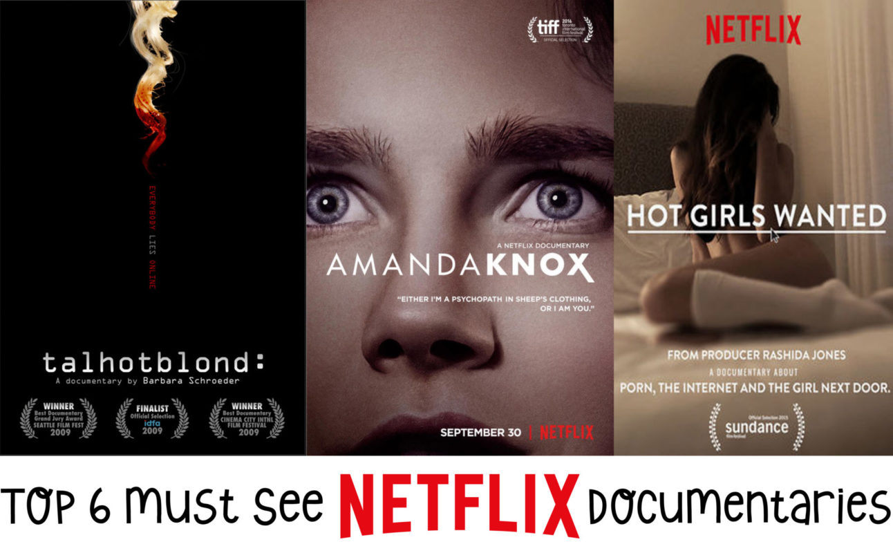 6 Must See Documentaries On Netflix Women And Their Pretties