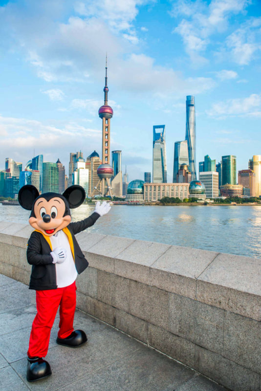 Look out for Mickey Mouse on Good Morning America this week!