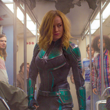 7 Powerful Captain Marvel Movie Quotes that show how significant she is!