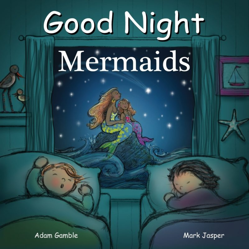 mermaid book goodnight