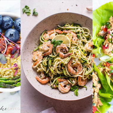30 Low-Carb 30-Minute Meals for the Keto Diet