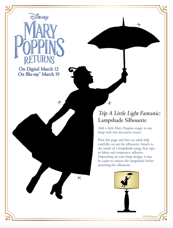 Mary Poppins Returns Prints free