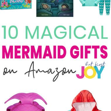 mermaid toys kids amazon