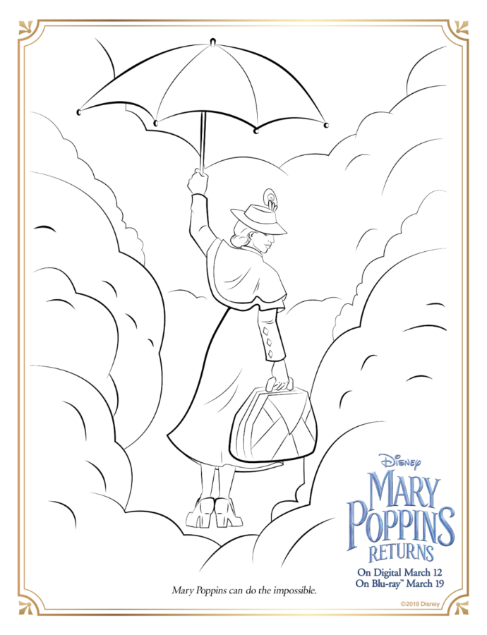 Mary Poppins Printables