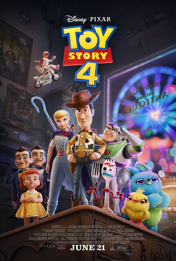 TOY STORY 4 POSTER BOPEEP